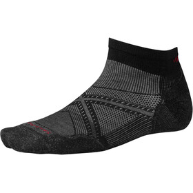 Smartwool PhD Run Light Elite Low Cut Socken black